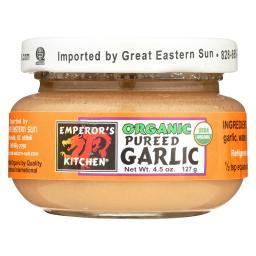 Organic Garlic - Pureed ( 12 - 4.5 OZ )