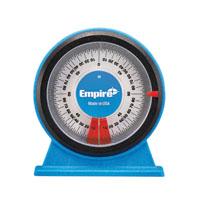 Empire 36 Magnetic Protractor, 0 - 360 deg, Polycast