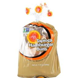 Hamburger Buns - Tapioca ( 6 - 7.76 OZ )