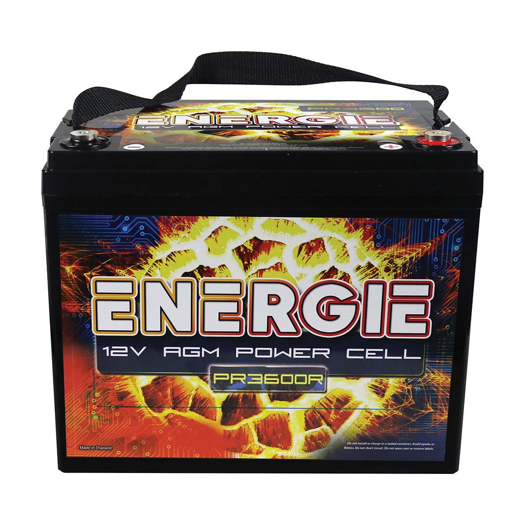 Energie Battery PR3600 with Reversed Posts