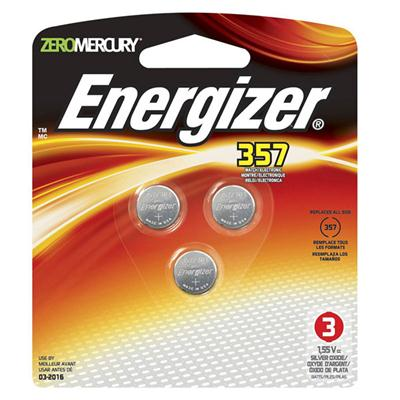 Energizer 357 3PK Battery