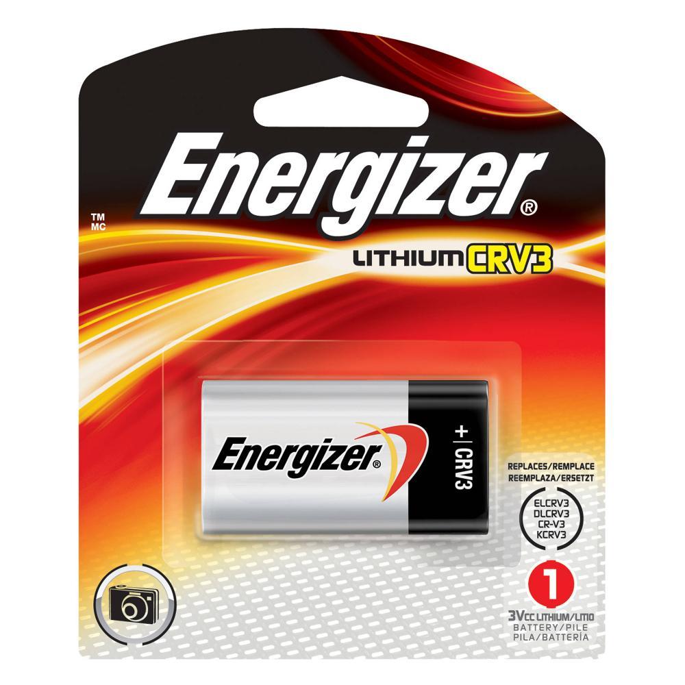Energizer CRV3 3.0V Lithium Battery