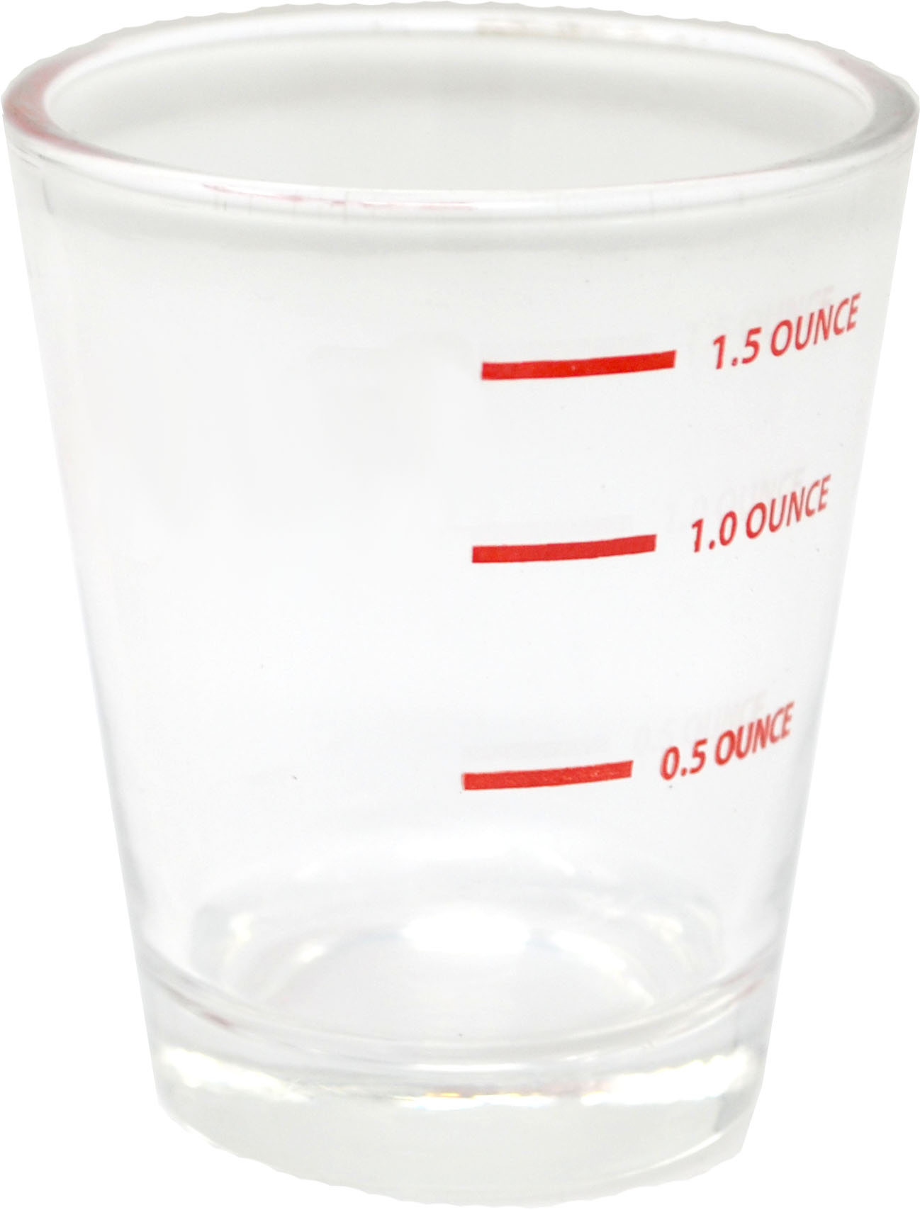 Measured Shot Glass Bulk