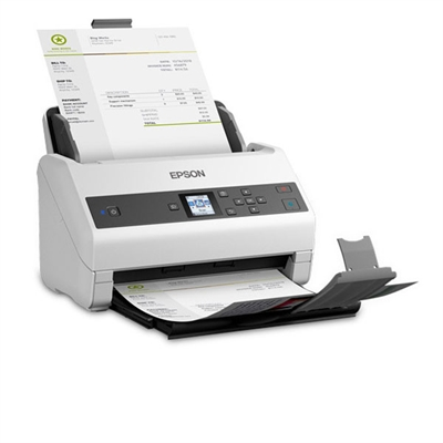 Duplex Color Doc Scanner