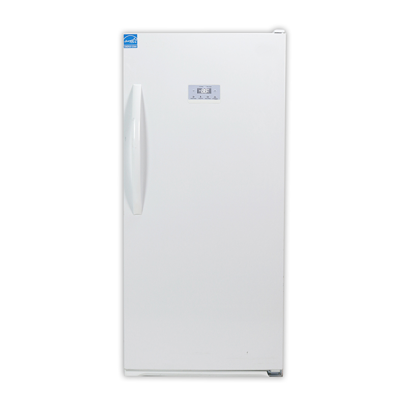 Equator-Midea Upright Freezer 13.7 cu.ft, White