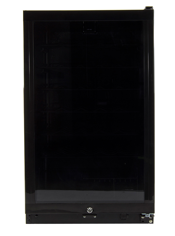 Equator-Midea Wine Cooler 3.9 cu. ft., Black
