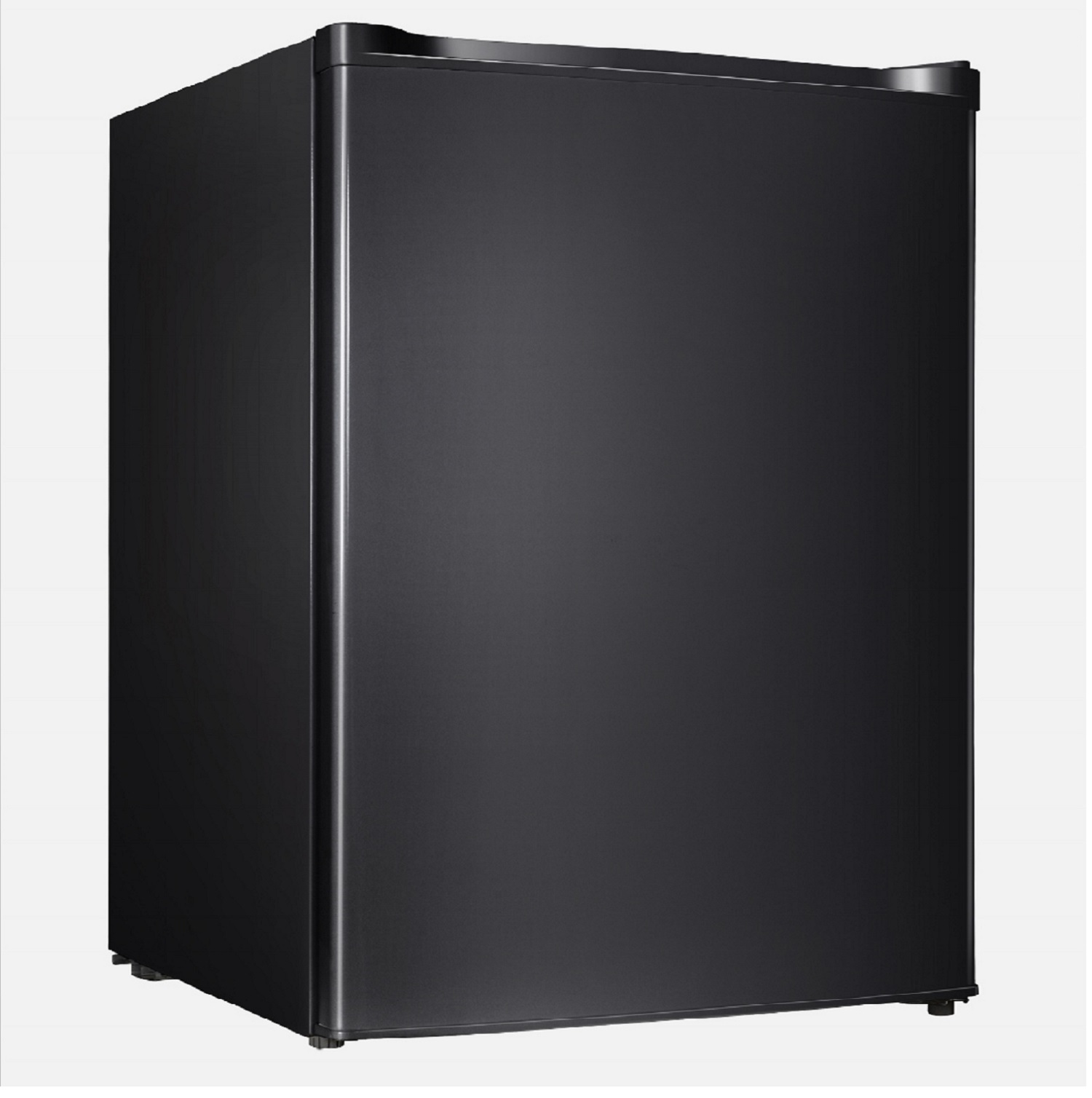 Equator-Midea 3 Cu. Ft Defrost Upright Freezer, Black