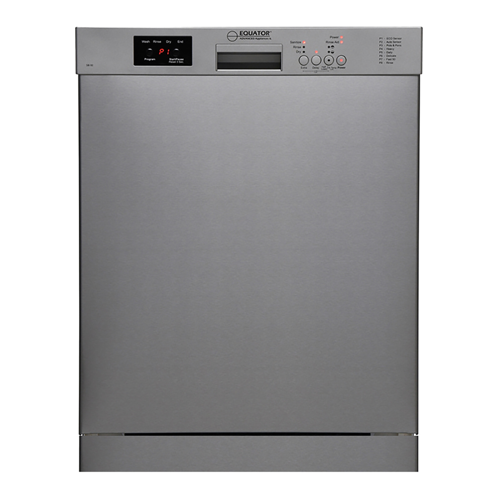 """24"""" Built in 14 plate Dishwasher in Stainless"""