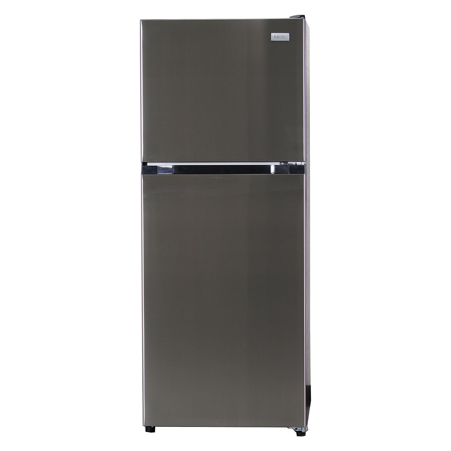 Equator-Conserv 10.5 cu.ft. Refrigerator-Top Freezer Stainless