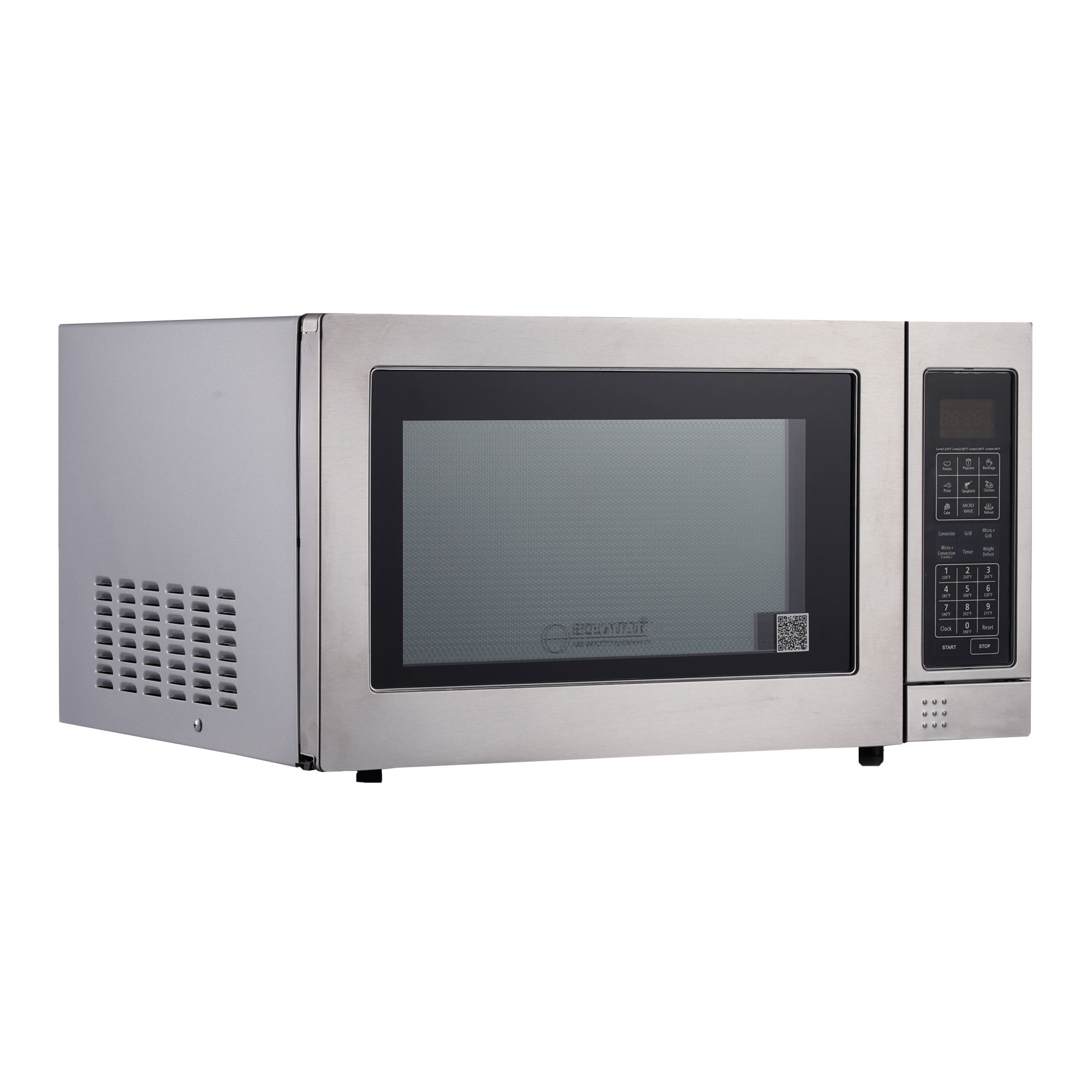 3-in-1 Microwave + Grill + Convertion Oven