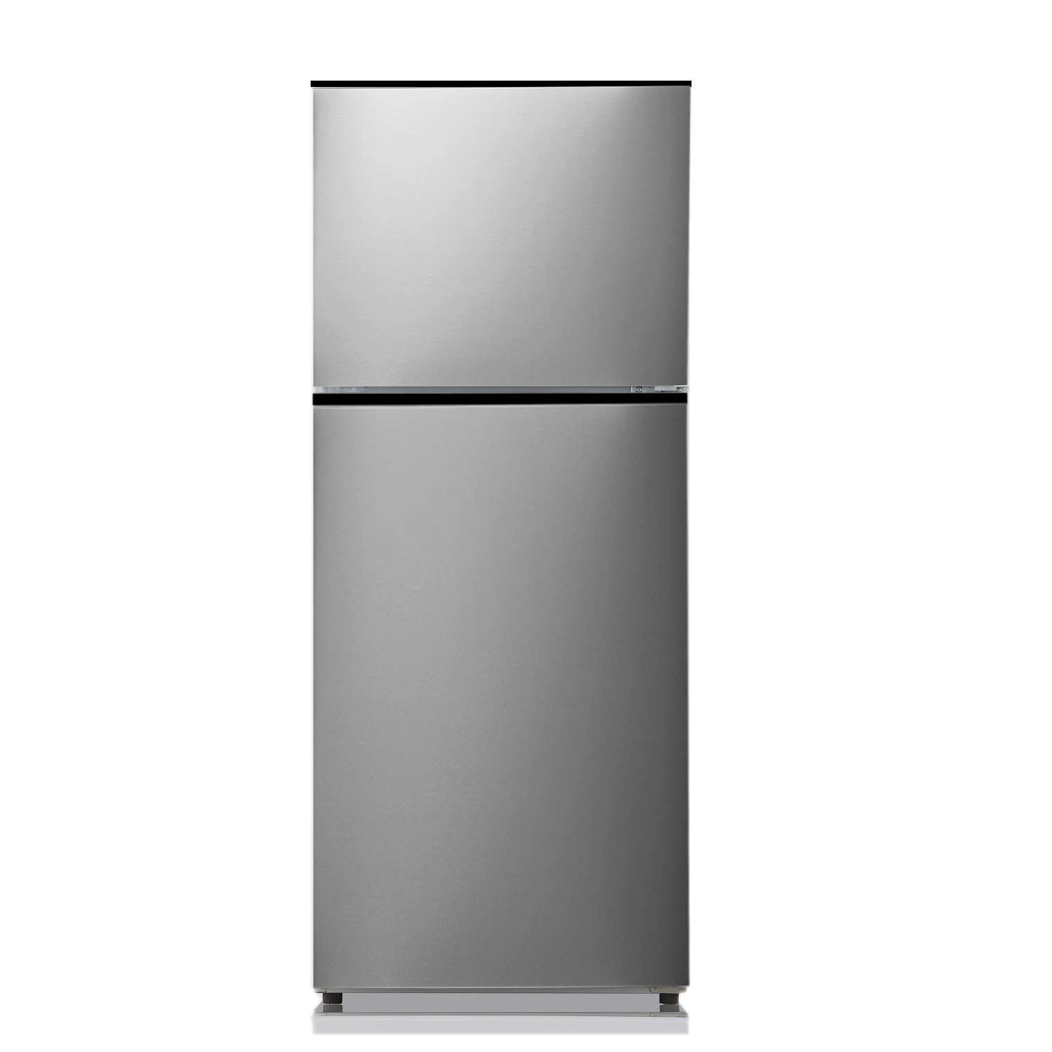 9.9 Cu. Ft. Top Mounted Refrigerator, Stainless Steel