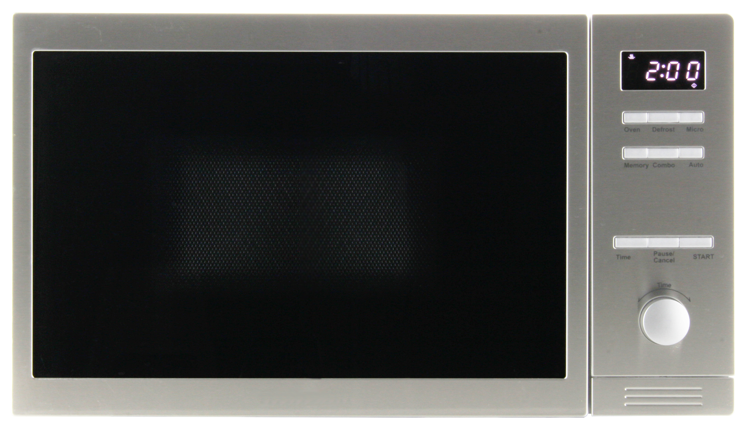 Deco 0.8 cu.ft. Free Standing Microwave; Stainless