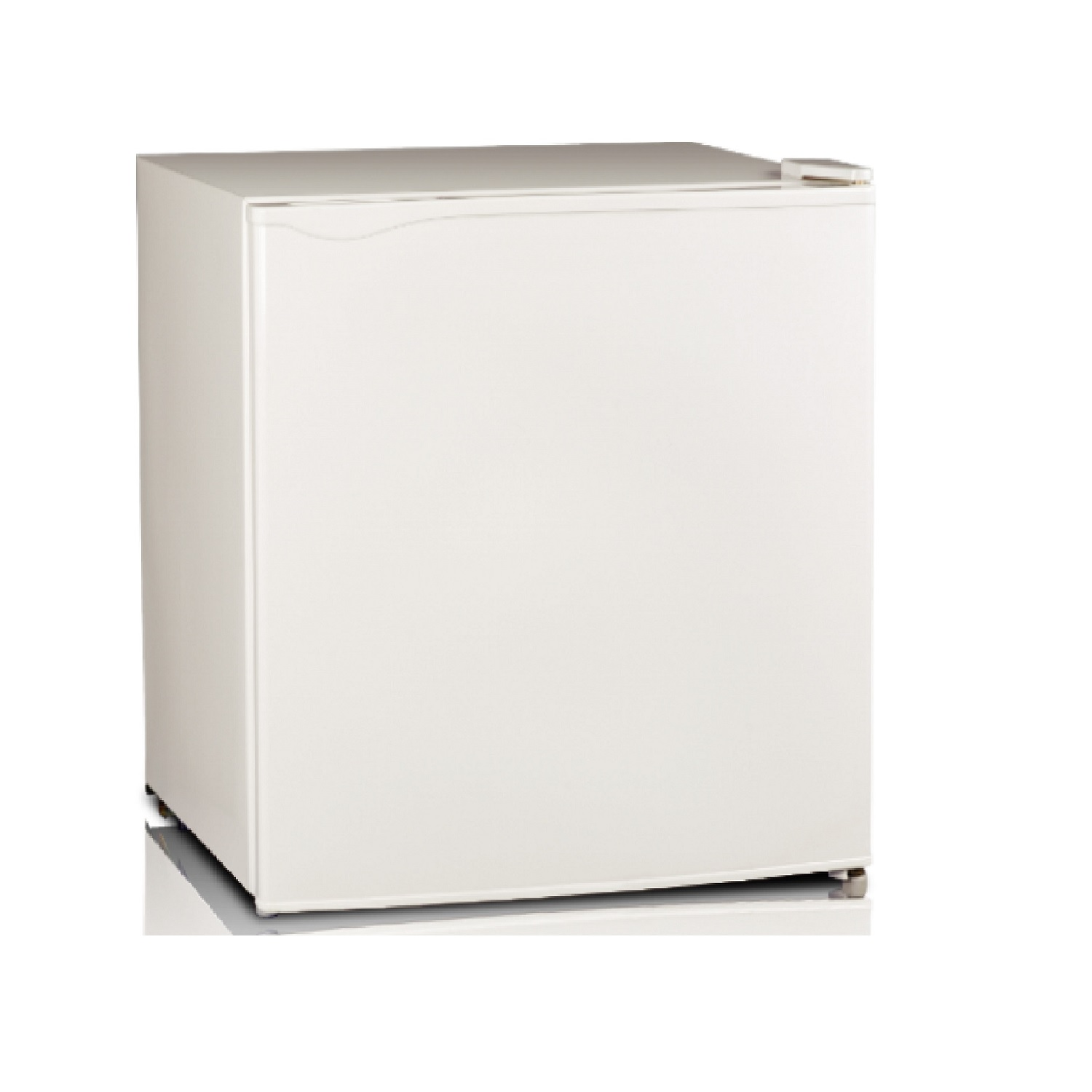 Equator-Midea Defrost Upright Freezer White - 1.1 cu. ft