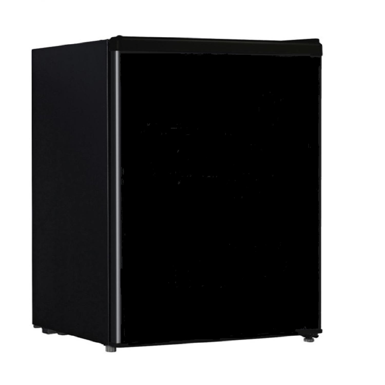 Equator-Midea Defrost Refrigerator Black - 2.4 cu.ft