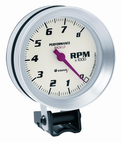 PERFORMANCE TACHOMETER, 3-3/8""