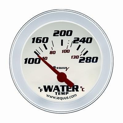 "ELECTRIC WATER TEMPERATURE GAUGE, 2"""