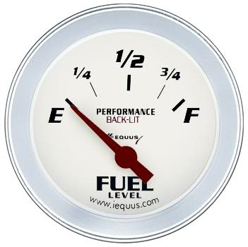 FUEL LEVEL GAUGE (GM), 2""