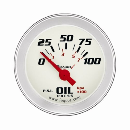ELECTRIC OIL PRESSURE GAUGE, 1-1/2""