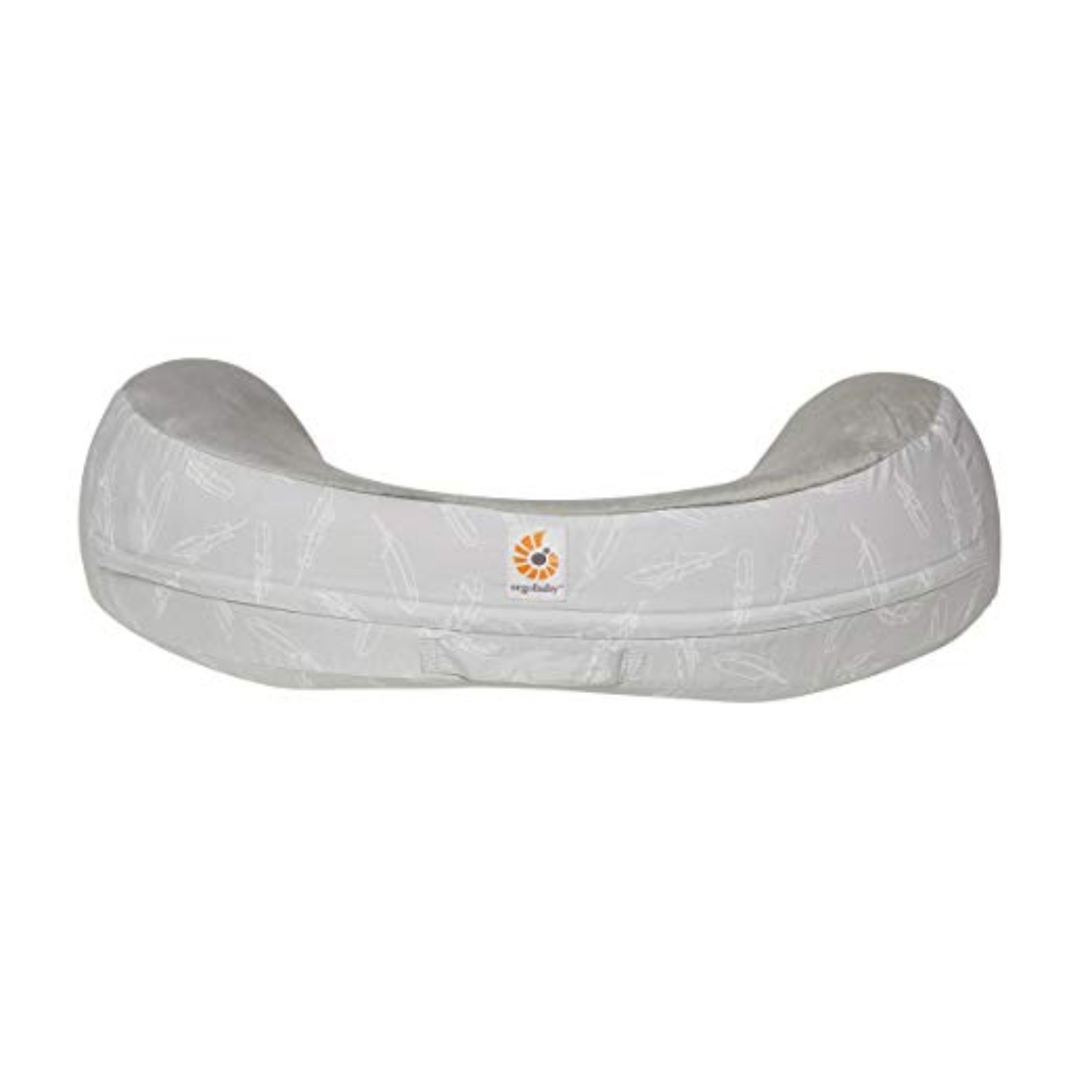 Ergobaby Natural Curve Nursing Pillow Falling Feathers