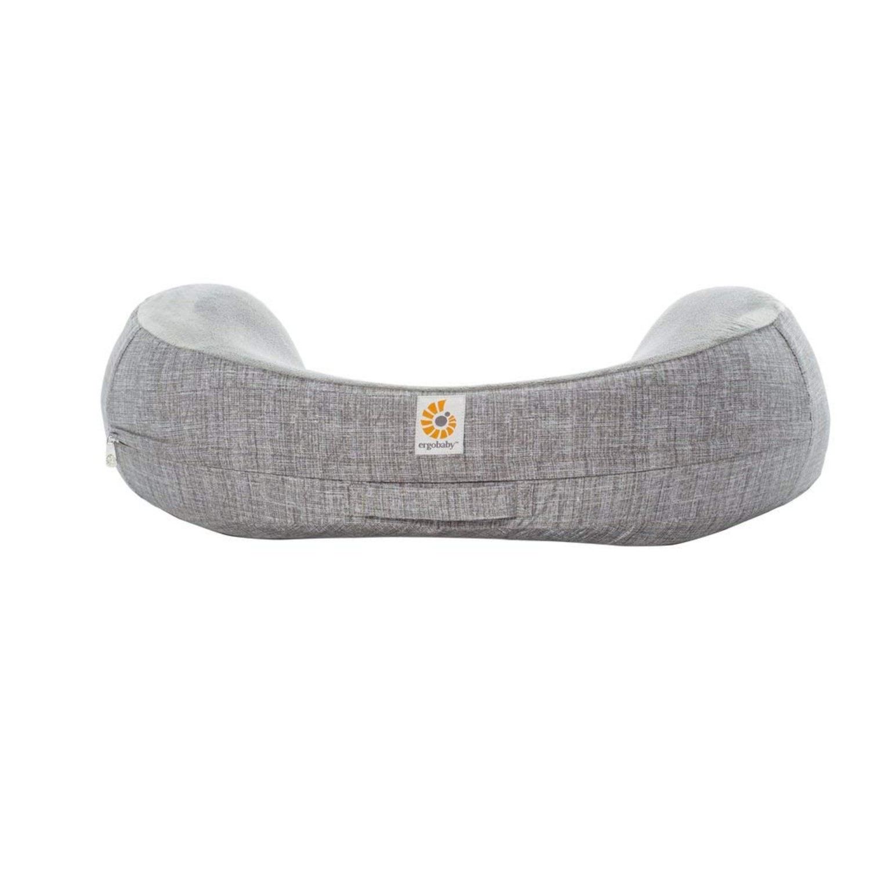 Ergobaby Natural Curve Nursing Pillow Grey
