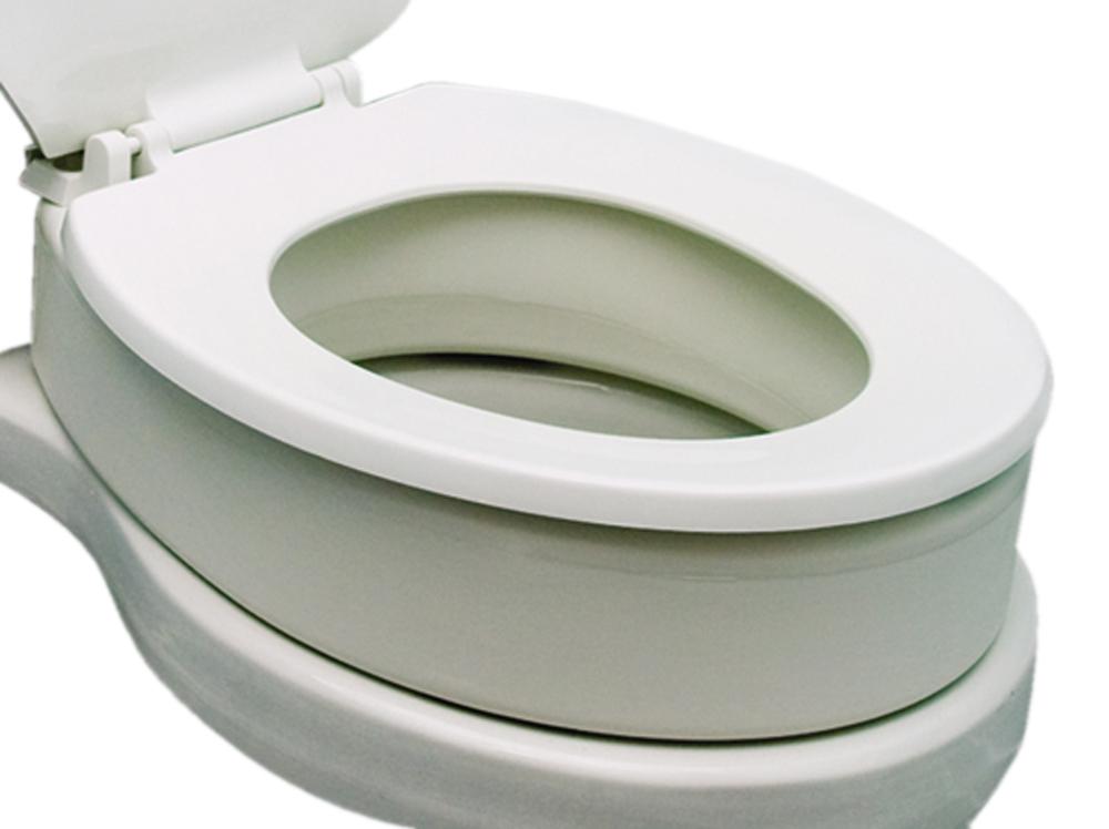 Toilet Seat Riser-Standard