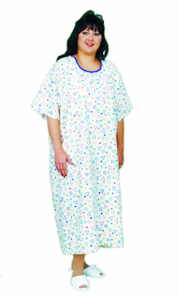 King & Queen Size Patient Gown
