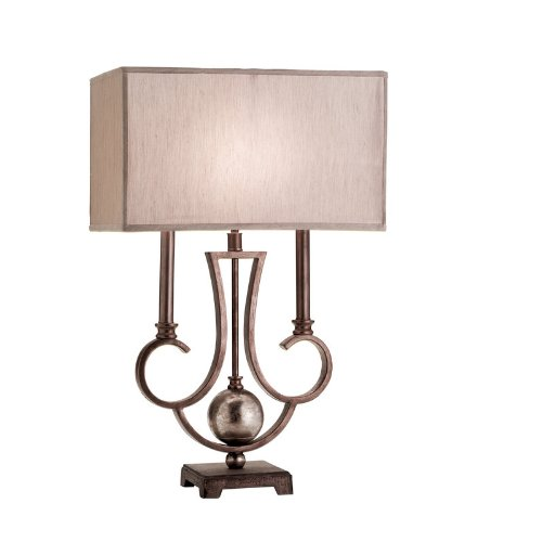 Eurofase Lamps Zelfa Collection 28-1/4 in. Table Lamp 17366-014