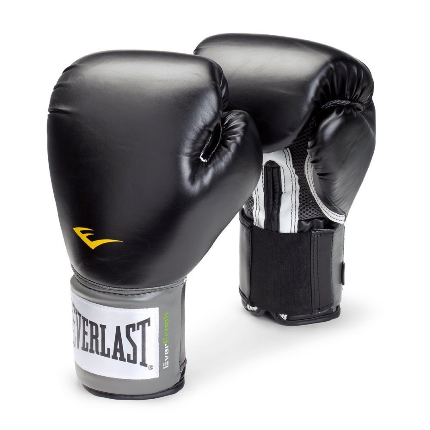 Everlast Women's Pro Style Training Boxing Gloves - Black