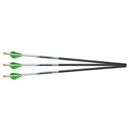 Excalibur Proflight 20in Illum 3pk Traditional Crossbow Bolt