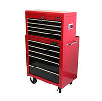 "Excel 26"" Steel roller cabinet with 5 ball bearing slide drawers"