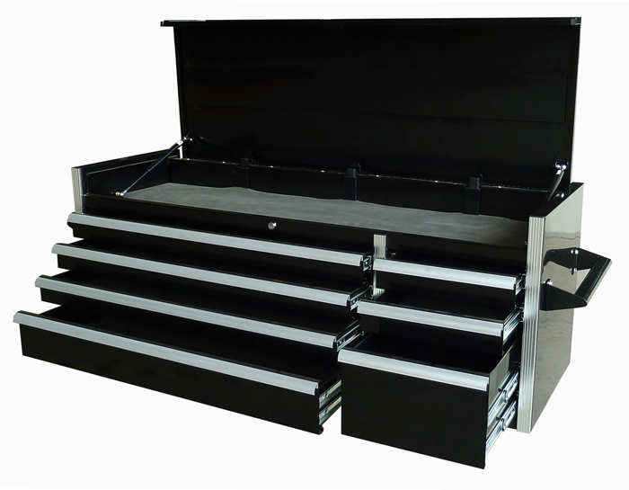 "Excel 56"" Steel Top Chest with 7 Bbs Drawers"