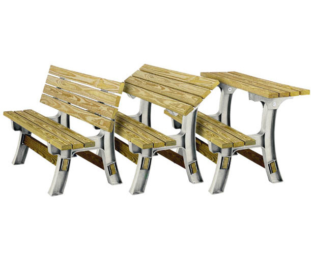 FLIP TOP BENCH TABLE KIT