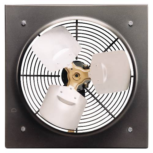 FANTECH WALL EXHAUST FAN 12 IN. PROPELLER