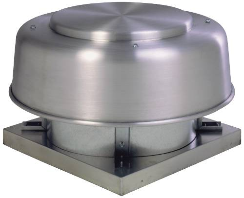 "FANTECH 10"" DIRECT DRIVE AXIAL SUPPLY ROOF, 1/30 HP, 115V"
