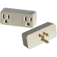 OUTLET CUBE THERMO AIR TEMP