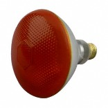 100PAR/A/1 AMBER OUTDOOR LIGHT