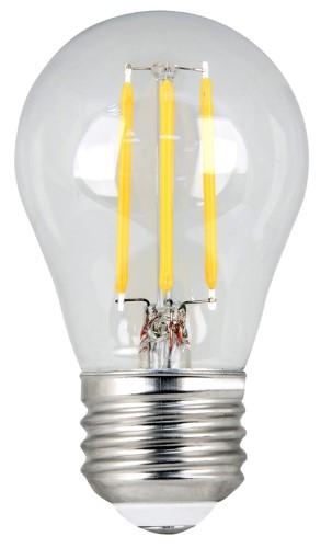 BULB LED 60W A15 E26 27K CLEAR