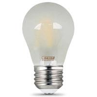 BULB LED 40W A15 E26 27K WH DM