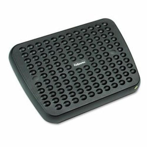 Standard Footrest, Adjustable, 17 5/8w x 13 1/8d x 3 3/4h, Graphite