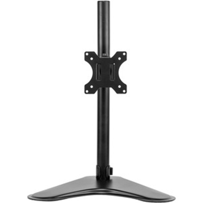 """Professional Series Single Freestanding Monitor Arm, up to 32""""/17 lbs"""