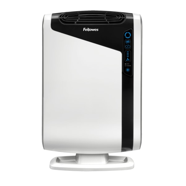 AeraMax DX95 Large Room Air Purifier, 600 sq ft Room Capacity, White