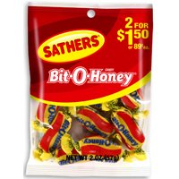 BIT O HONEY INDIV WRAP BAG 2OZ