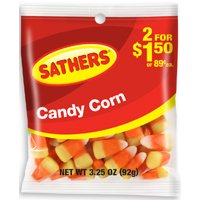 CANDY CORN BAG 3.25 OZ