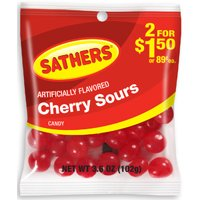 CHERRY SOURS BAG 3.6 OZ
