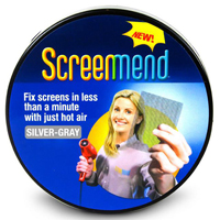 SCREENMEND SILVERGRAY ROLL