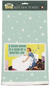 A Clean House Towel