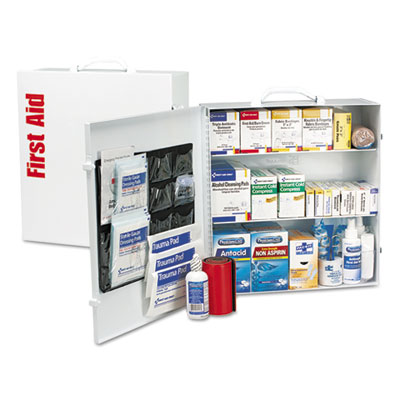 ANSI Compliant Class A+Type Iⅈ Industrial First Aid Kit 100 People/683 Pieces