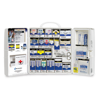 KIT FIRST AID CABINET W/MEDS