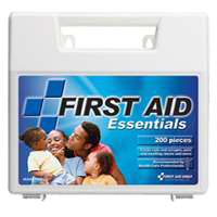 KIT FIRST AID 200 PC GEN PURP