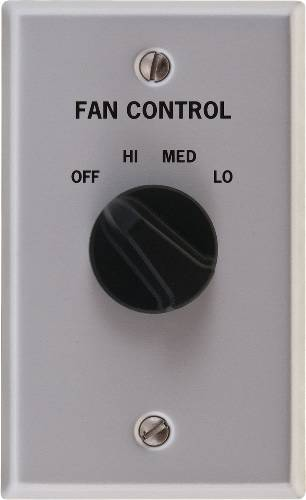 FAN SWITCH 3-SPEED